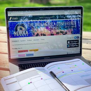 2019 SFWA Nebula Conference Incoming