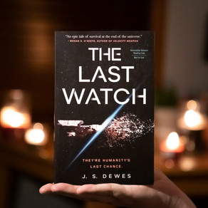 Publishing Quest » 4 Months Until The Last Watch!