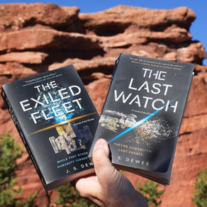 The Last Watch & The Exiled Fleet Visit Colorado