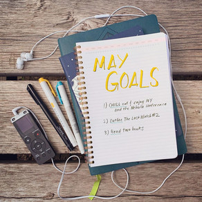 Tactical BuJo » May Goals
