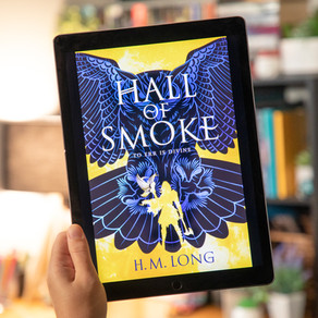 Reading Quest » Hall of Smoke by H. M. Long