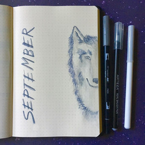Tactical BuJo » Wolves