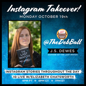 Events » Instagram Takeover of @TheDebBall