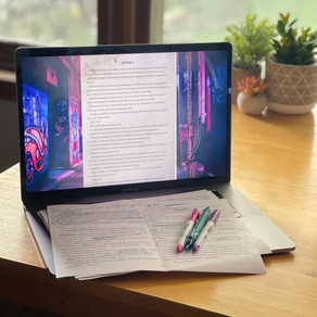 Writing Quest » First Short Story Revisions