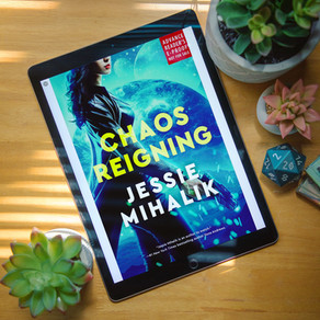 Reading Quest » Chaos Reigning
