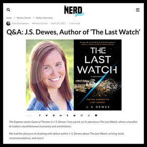 The Nerd Daily Q&A