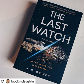 The Last Watch » Repost from @brockmclaughlin
