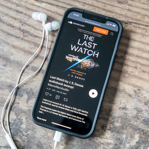 Publishing Quest » The Last Watch Audiobook Excerpt