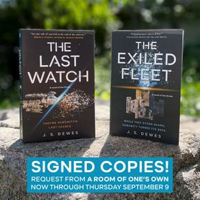 Signed Copies Alert!