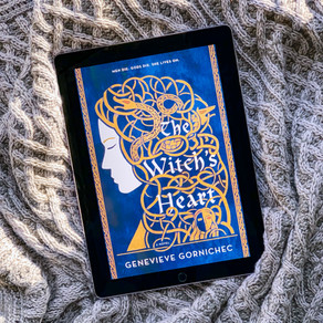 Reading Quest » The Witch's Heart by Genevieve Gornichec