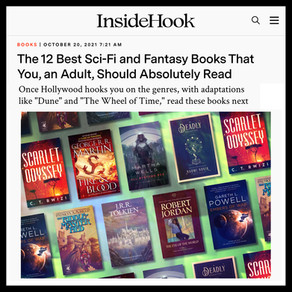 Reading Quest » Sci-Fi & Fantasy Book Recommendations from InsideHook