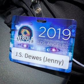 SFWA Nebula Conference 2019
