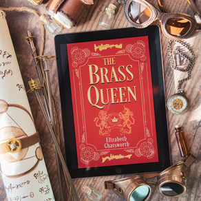 Reading Quest » The Brass Queen by Elizabeth Chatsworth