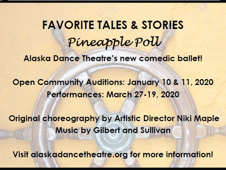 Pineapple Pole Auditions!