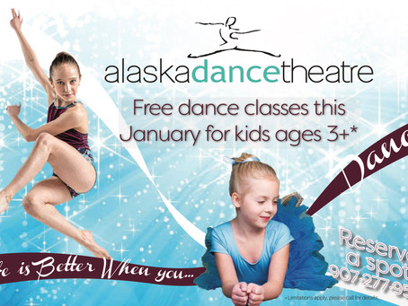 Free Dance Classes in January