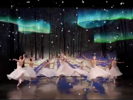 You are Invited! Free -Excerpts from The Nutcracker by Alaska Dance Theatre Pre-professional Dancers