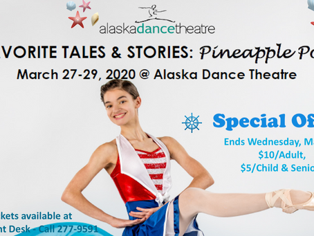 One Week Only - Set Sail With this Special Ticket Offer!