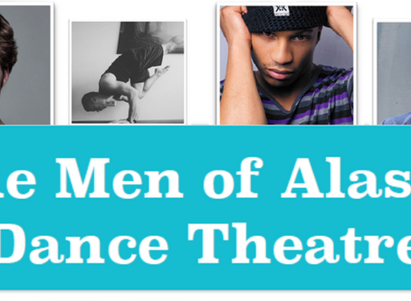The Men of Alaska Dance Theatre