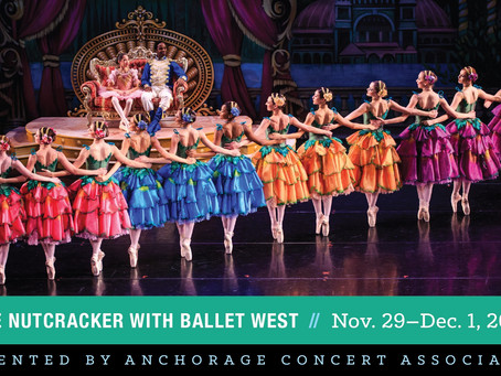 Feel the Warmth and Wonder of the Holiday Spirit at the Nutcracker