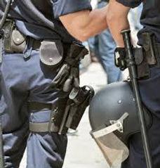 riot gear, police gear