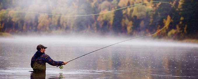 vacation fishing packages, fishing getaways, fishing outfitters