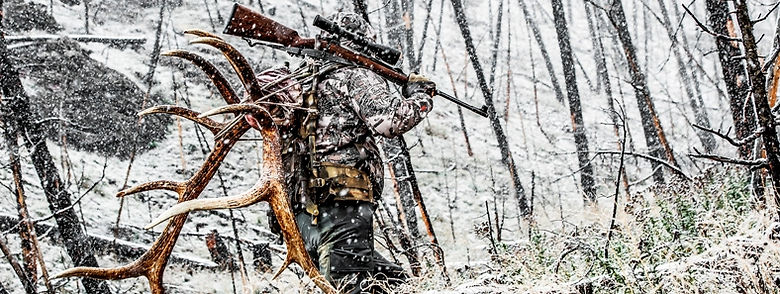 hunting trip packages, hunting getaways, mountain hunting vacation, hunting outfitters