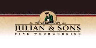 Julian & Sons Fine Woodworking