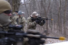 military style training, tactical training courses
