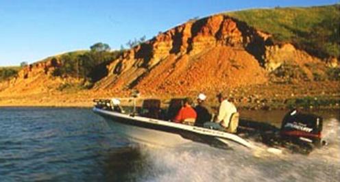 south dakota walleye fishing, bass fishing