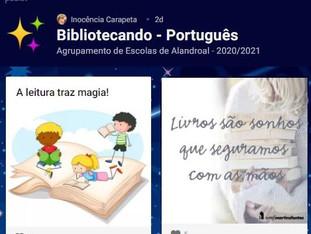 Naus de Verde Pinho - Bibliotecando 2020-2021