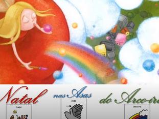 """Natal nas Asas do Arco-íris - """"Histórias para todos"""""""