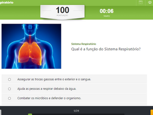 Curricula Scolae - Sistema Respiratório - Ciências Naturais 9ºano