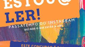 Passatempo II #EstouaLer (Instagram)