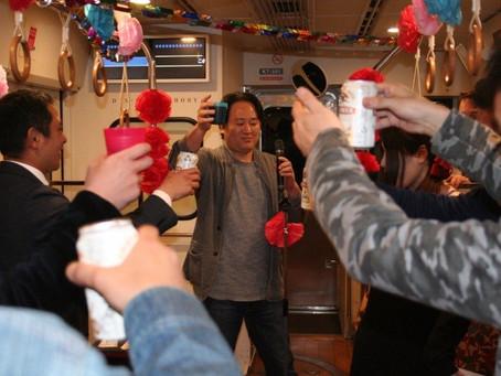 3月度例会「祝H28年卒業記念パーティー」