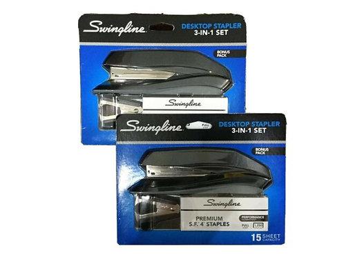 Swingline степлер 3-в 1
