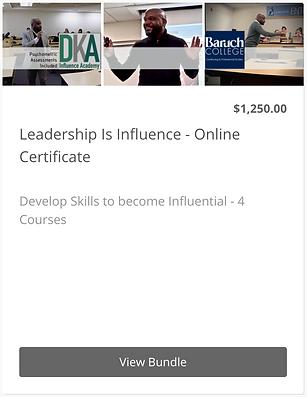 Leadership is Influence - Widget.png