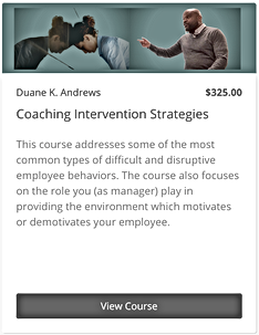 Coaching Intervention Strategies - Widge