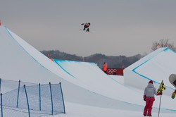 2018 Winter Olympic Slopestyle Venue