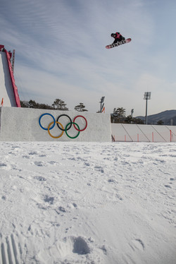 2018 Winter Olympic Big Air Venue