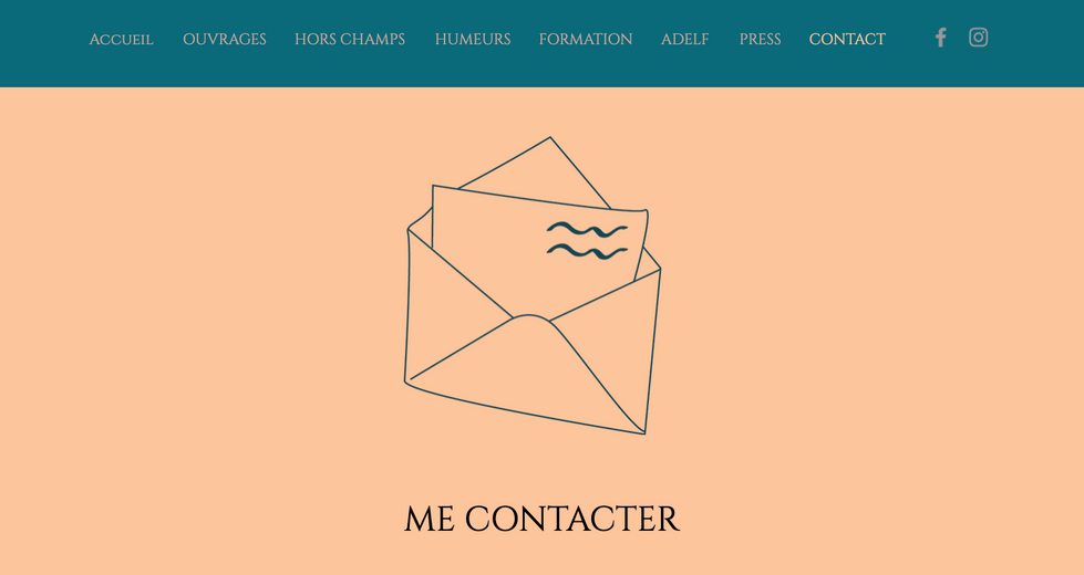 contact web page