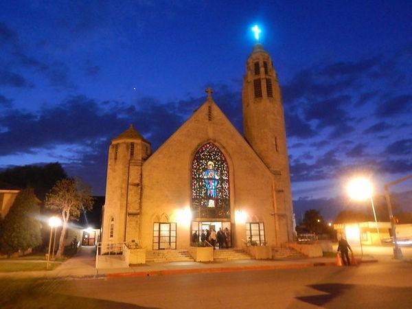 Church Bldg. - Evening.jpg