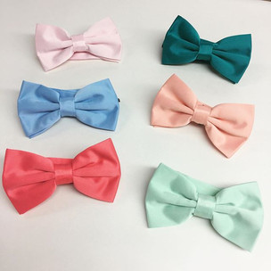 Just got a new shipment of bow ties in t