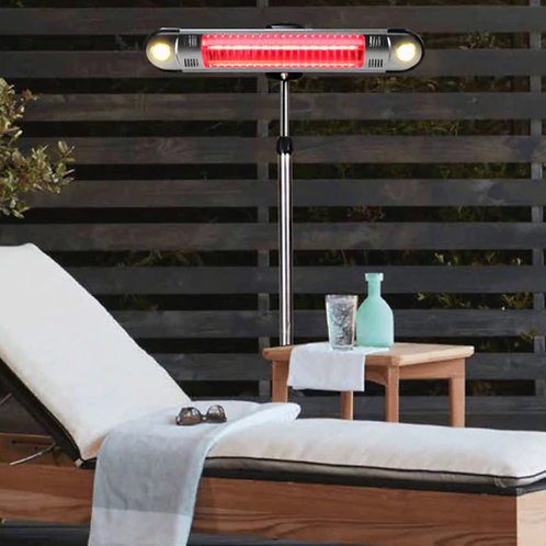 Walle Indoor/Outdoor Electric Patio Heater