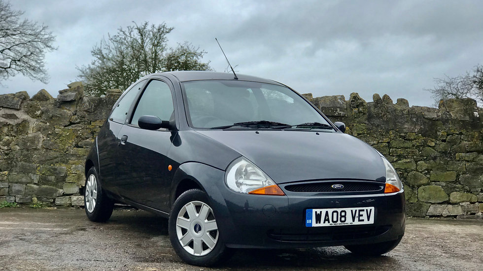 2008 Ford Ka Style Climate 1.3 3dr