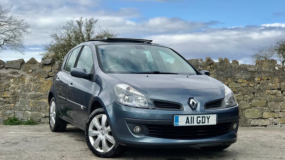 2006 Renault Clio Privilege 1.5 5dr