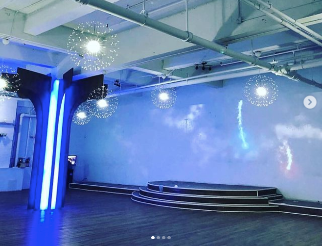 Event Space Rental Showing