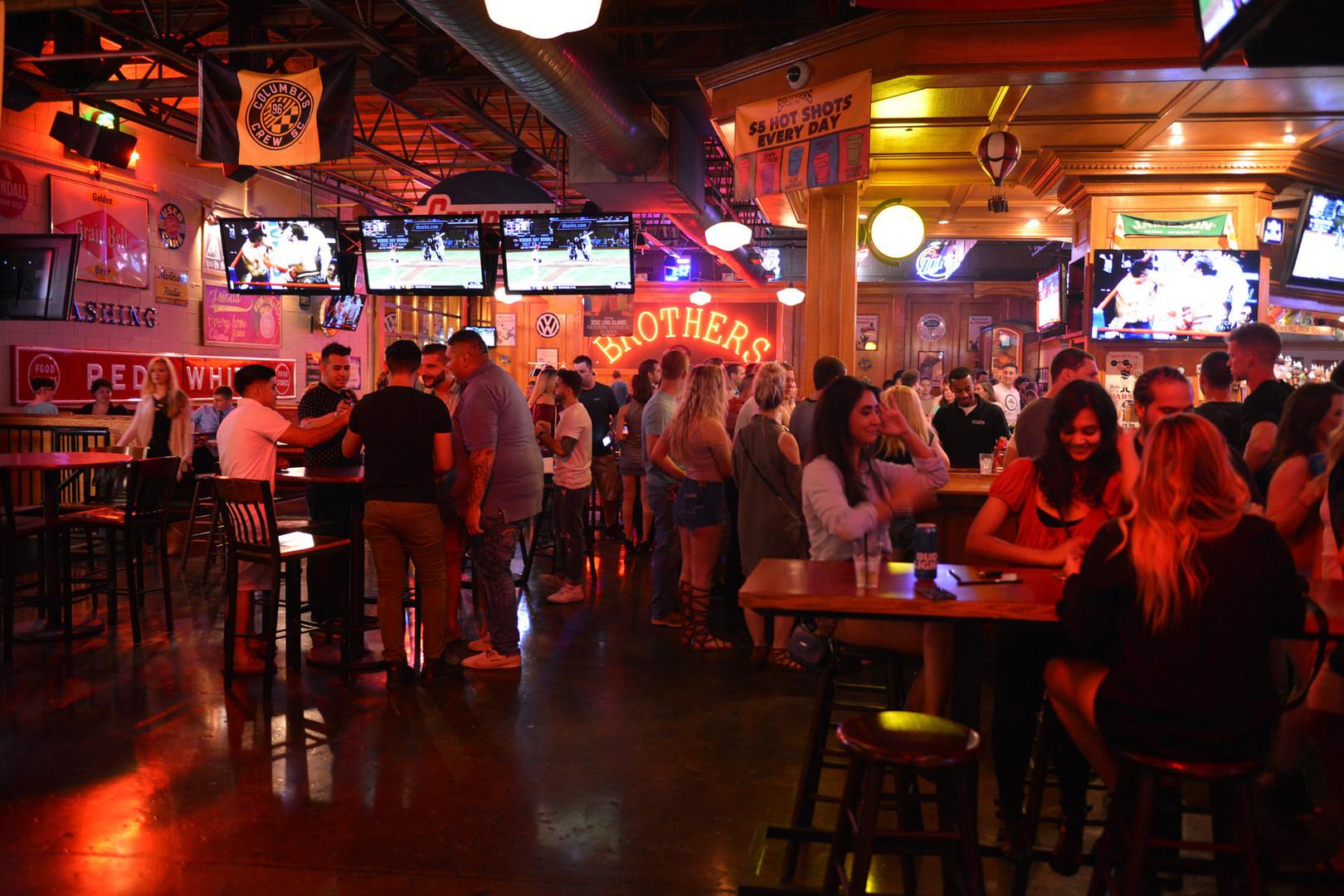 Columbus - Bar Area