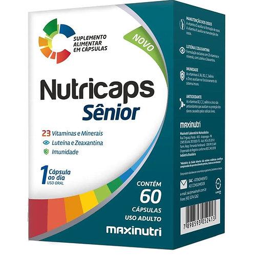 NUTRICAPS SENIOR 60 CAPSULAS