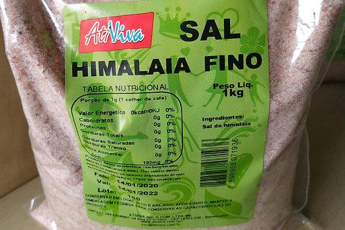 SAL DO HIMALAIA ROSA FINO  1kg