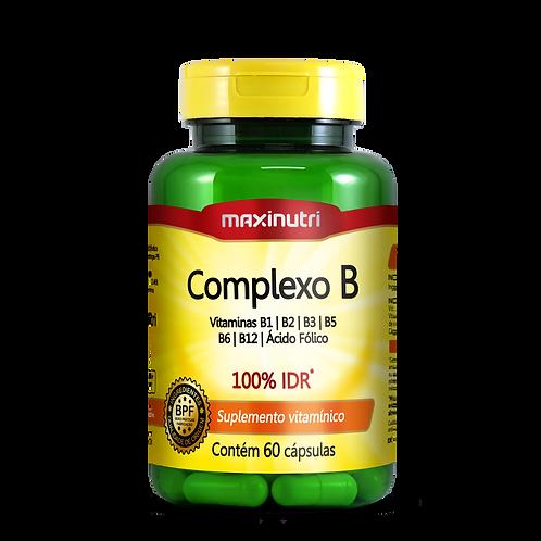 Complexo B Maxinutri 60 cápsulas